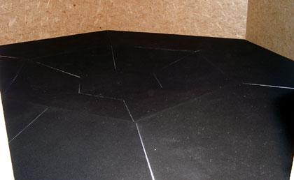 Fertiges Boden-Interface