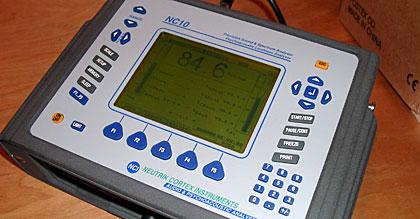 Messgerät NC10 von NCI